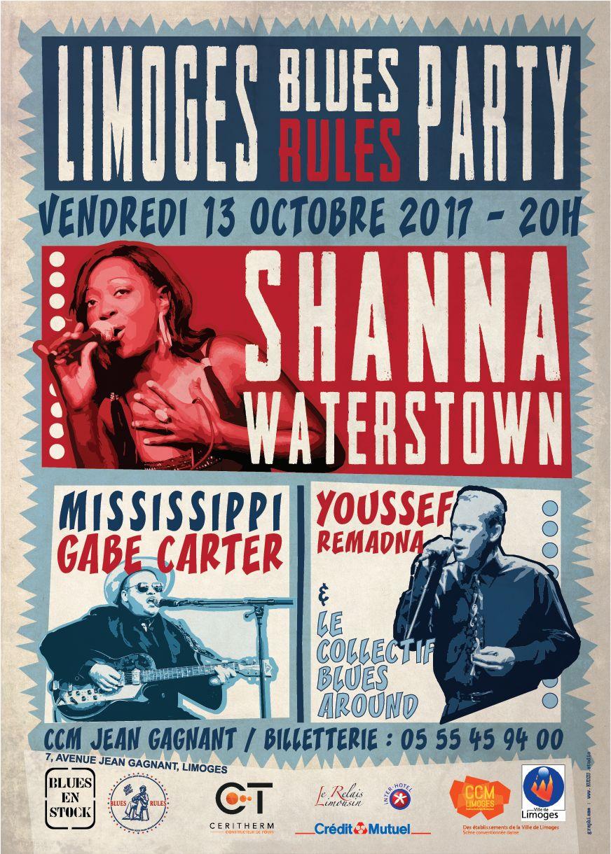 Blues Rules Limoges