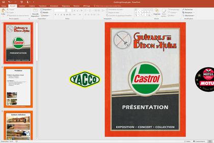 Powerpoint de présentation