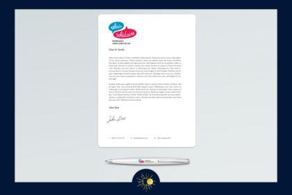 "Logotype pour ""Relais Solidaire"""