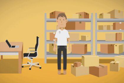 Vidéo de Motion Design