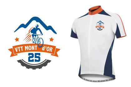Emblème/Blason pour club de vélo