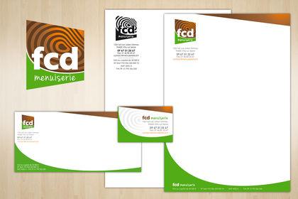 Log & charte graphique pour une entreprise