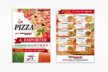 Flyer A5 Pizzeria