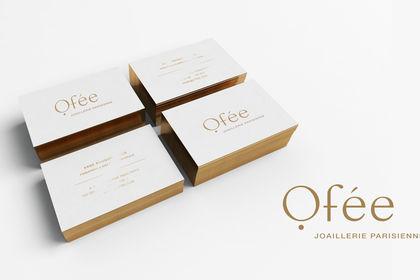 Refonte logo Ofée