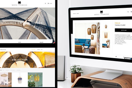 Creation site internet UI/UX DESIGN