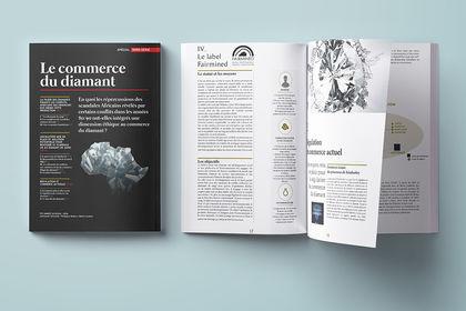 Magazine spécial hors série diamant