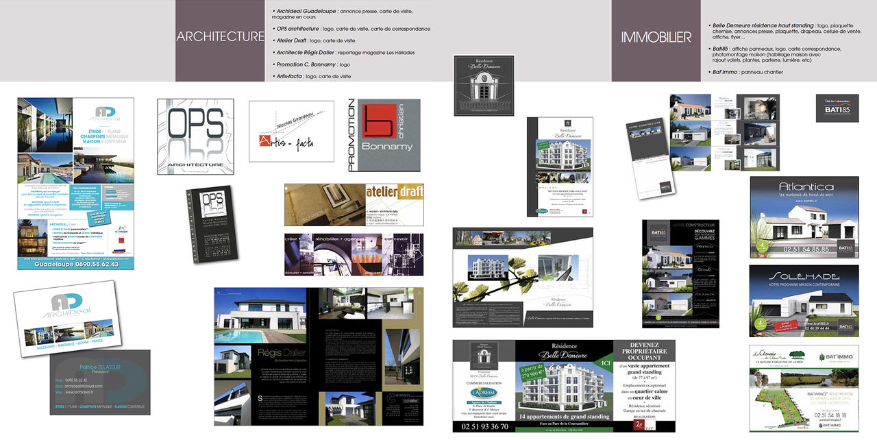Architecte et immobilier