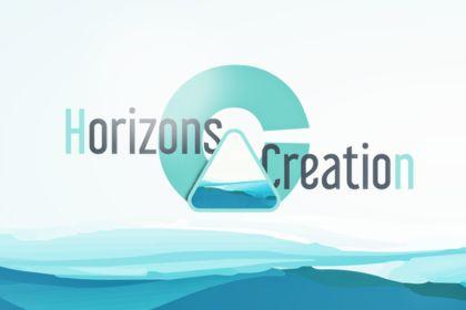 Création d'un logo pour Horizons Creation