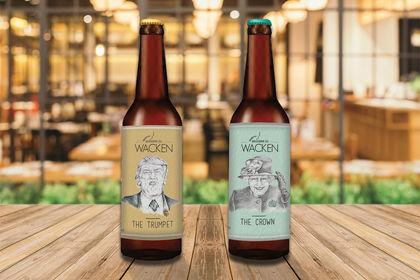 Réalisation étiquettes pour bières artisanales