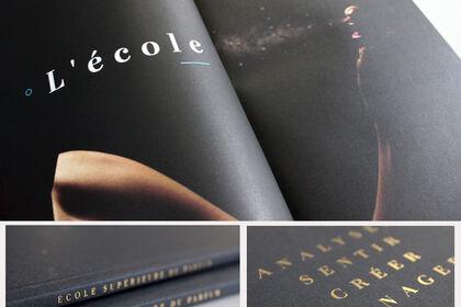 Brochure - Ecole Supérieure du Parfum