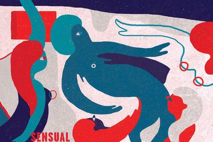 Illustration - Couverture d'album (Funk)