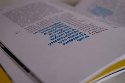 Mise en page - Edition d'un livre de mémoire