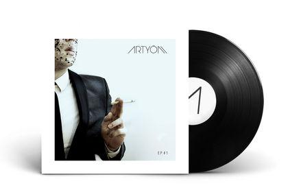 Pochette vinyle ARTYÖM