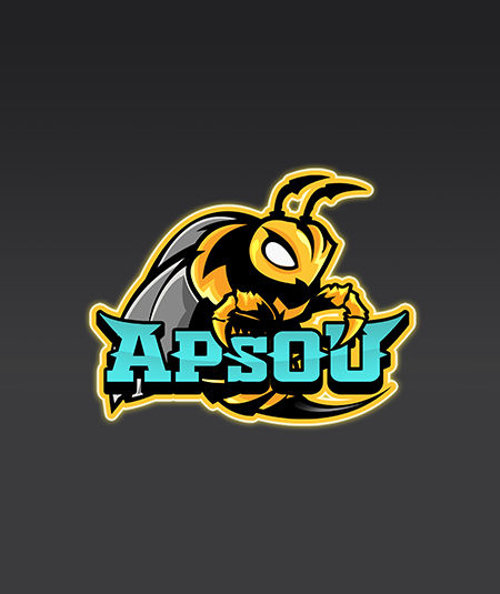 Esport Logo - Guêpe