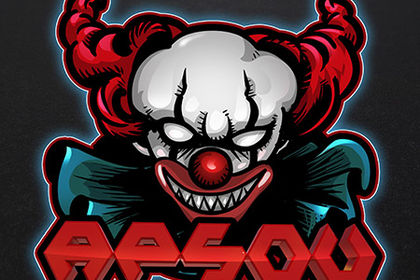 Esport Logo - Clown