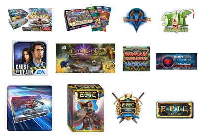 Logos et designs - Pour projets ludiques/gaming