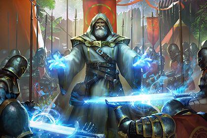 Illustration Fantasy : Cérémonie avant bataille