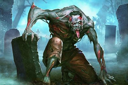 Illustration - Zombie