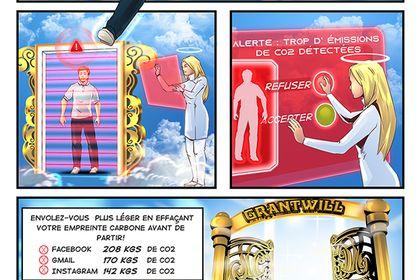 BD/Comic Explicatif