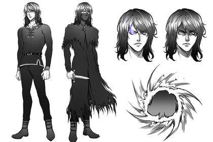 Character design - Manga/Anime