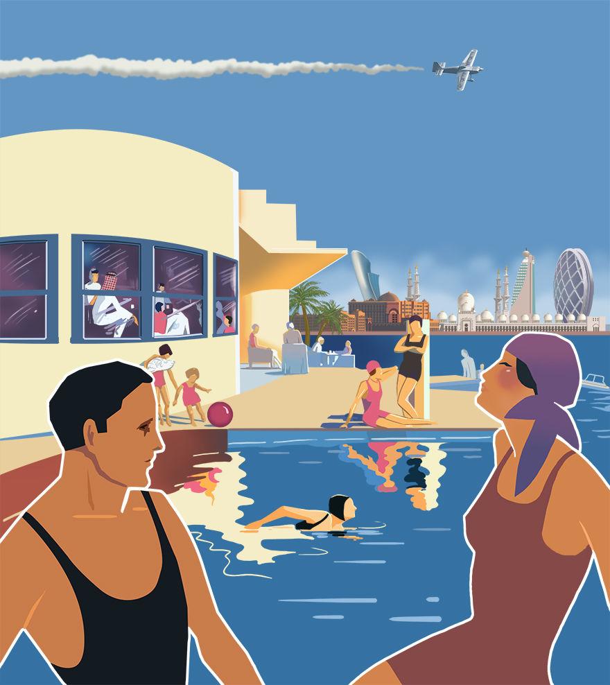 Couverture Mag Dubai