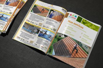 Brochure, Magazine