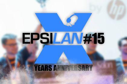 Logo EPSILAN#15