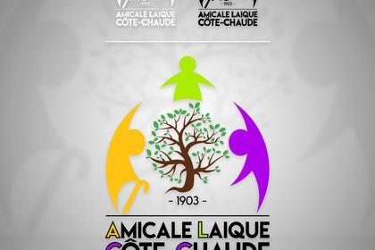 Logo Amicale Laïque Côte-Chaude