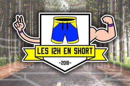 Logo 12H En Short