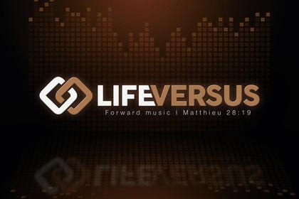"""Logotype """"Lifeversus"""""""