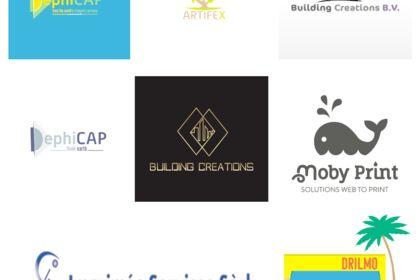 Logo. Board