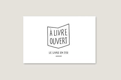 Logotype À Livre Ouvert