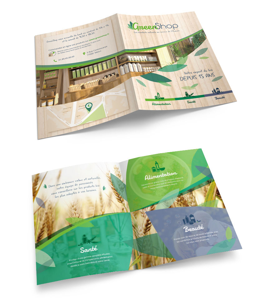 Brochure GreenShop