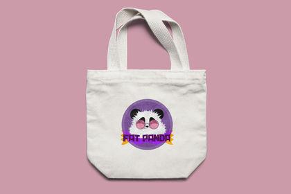 Panda Logo - Tote Bag