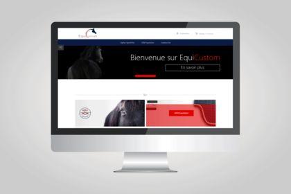Charte Graphique Site EquiCustom