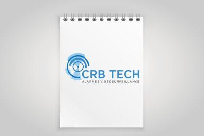 Logo Sté CRB Tech Alarme & Vidéosurveillance