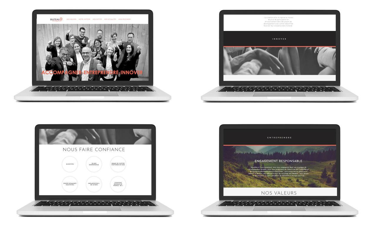 Home page -Bulteau Développement