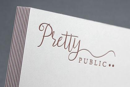 Logo Pretty Public