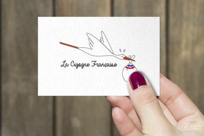 Logo La cigogne française