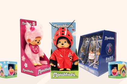 Conception Packaging Monchhichi