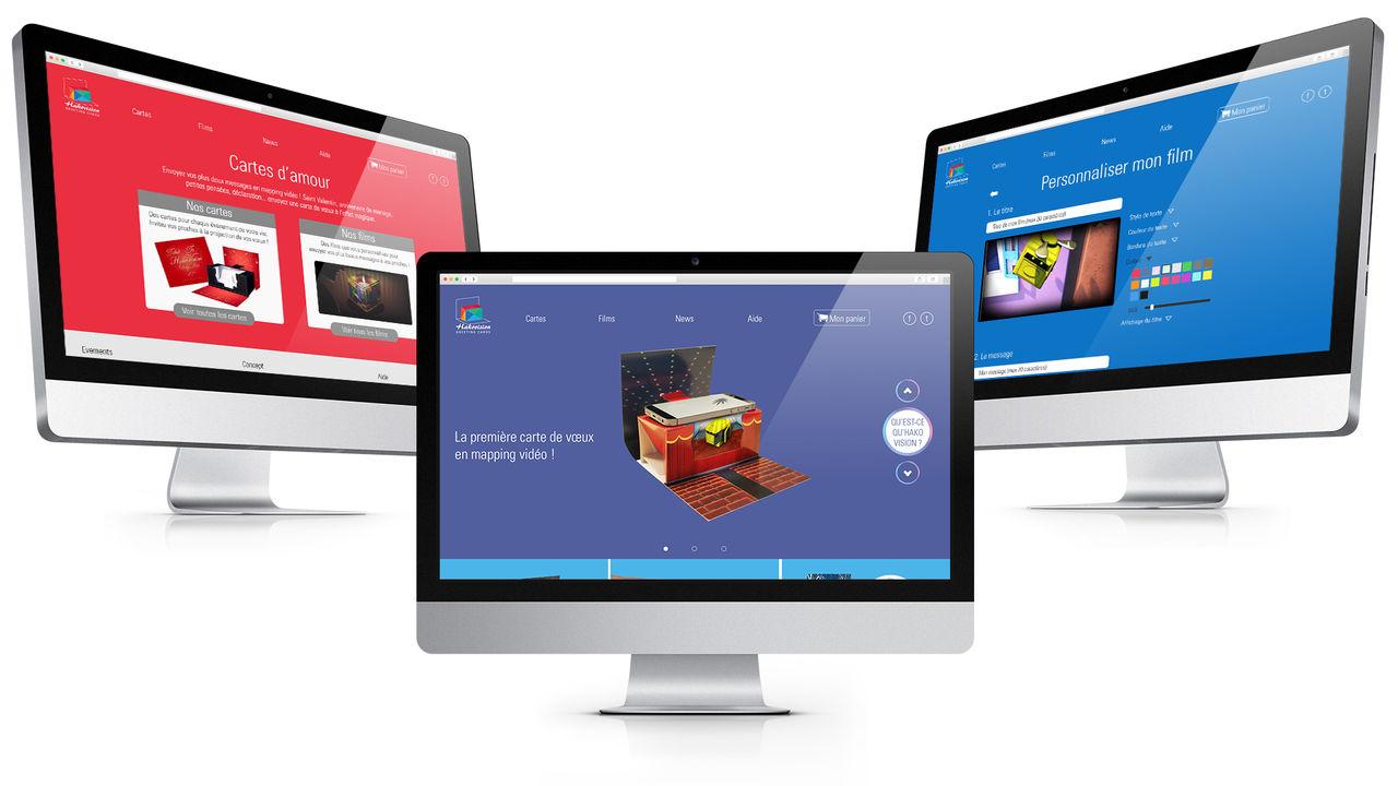 Direction artistique - ergonomie web
