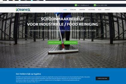 Site web Kleanex