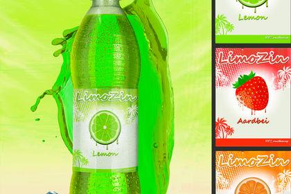 LimoZin Soda