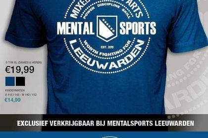 Mental Sports t-shirt