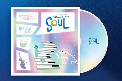Pochette d'album film soul