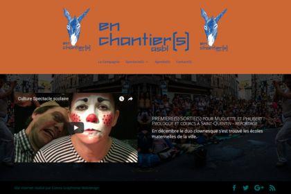 Site internet En Chantier(S)