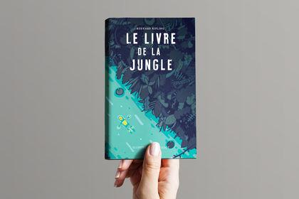 Cover Livre - Le livre de la jungle