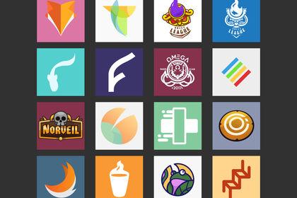 Réalisations logos 2016/2017