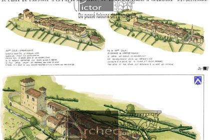 Histoire de Larroque-Engalin ( Gers)