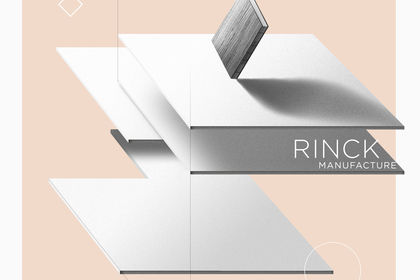 Illustration pour la marque Rinck manufacture